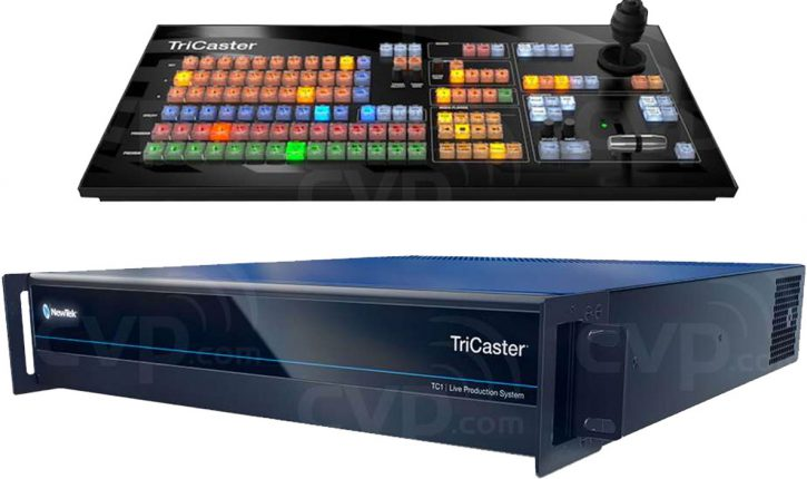 Newtek TC-1 - All Mobile Video